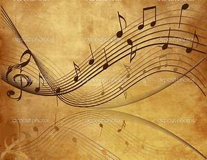 10 Vintage Music Note Vector Images - Free Vector Music ...