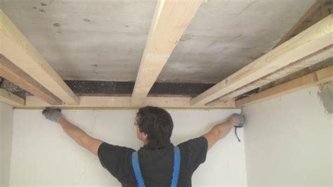 Decke Abhngen System Zimmer Decke Mit Styropor Und Rigips