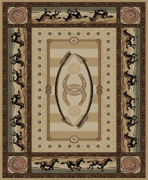 western area rugs dean american western lodge cabin ranch area rugs 5 3 quot x 7