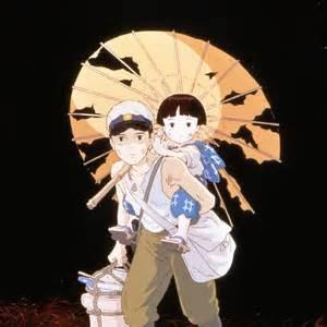 I 10 Migliori Anime Dello Studio Ghibli Di Sempre La Tomba Delle Lucciole Al Cinema Clip Esclusiva Per