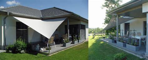 Segel Für Terrasse by Sonnenschutz