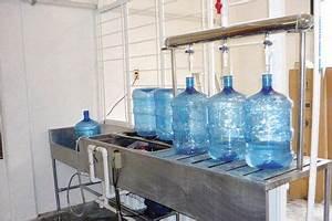 Purificadoras De Agua Y Consumo Masivo El Agua De Los
