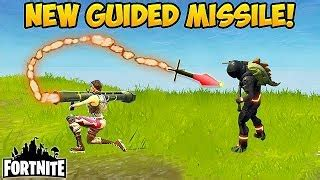 fortnite guided missile getplaypk the fastest fre