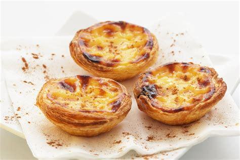 dessert portugais cuisine rapides et faciles les pastéis de nata les délicieux