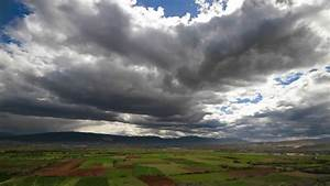 Landscape, With, Dramatic, Clouds, Time, Stock, Footage, Video, 100, Royalty