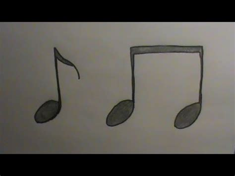 draw  notes youtube