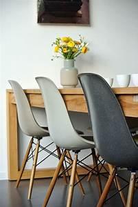Stühle Im Eames Stil : die 25 besten ideen zu eames st hle auf pinterest eames eames esszimmer und eames esszimmerstuhl ~ Bigdaddyawards.com Haus und Dekorationen