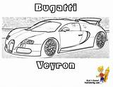 Coloring Bugatti Fast Cars Race Super Veyron Yescoloring Boys Supercar Side Chainimage Supercars sketch template