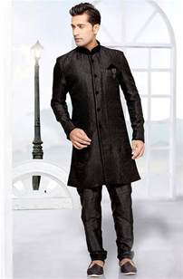 what to wear to a wedding men marriage sherwani for mens buying online usa black