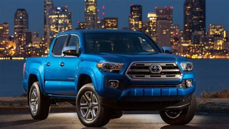 2018 Toyota Tacoma Diesel Release Date And Price Youtube