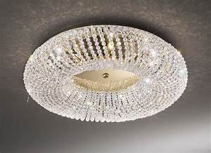 Flush ceiling light baby exit