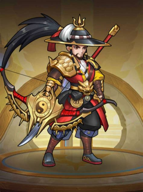 yi sun shin mobile legends adventure
