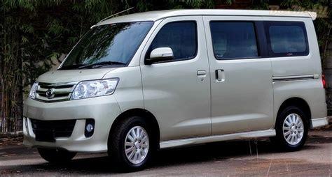 Daihatsu Luxio Modification by Daihatsu Luxio