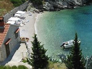 Chorvatsko na pláži