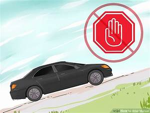 How To Drive Manual  With Pictures