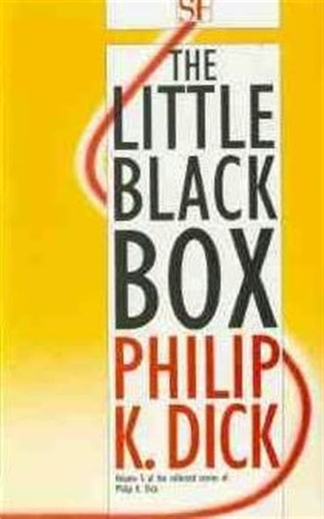 The Philip K Collection book cover of black box