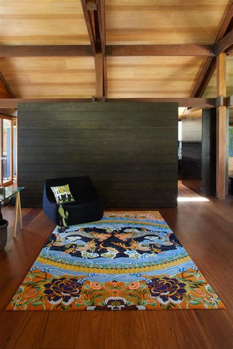 camilla  designer rugs collection   riot  colour  pattern  interiors addict