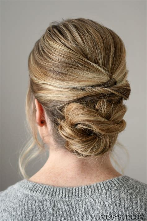 Updo Hairstyles by The 11 Best Easy Updo Hairstyles The Eleven Best