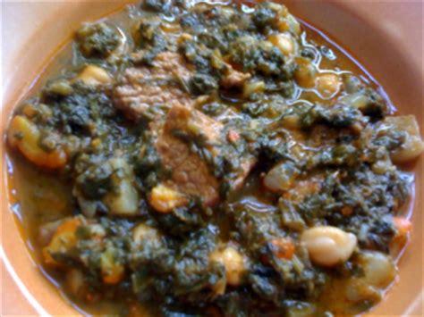recette de cuisine tunisienne avec photo recette market khodhra ragout aux blettes épinards et persil