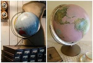 Globe Terrestre Pour Enfant : globe terrestre un objet d coratif authentique ~ Teatrodelosmanantiales.com Idées de Décoration
