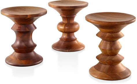modern wooden dining chairs eames walnut stool hivemodern com