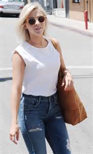 julianne hough ripped jeans studio city