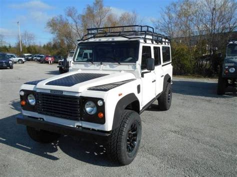 auto repair manual online 1992 land rover defender regenerative braking 1992 land rover defender defender 110 wagon manual 5 speed 4wd 200tdi classic land rover