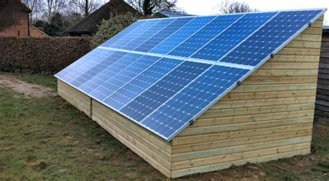Solar Panel Kit For Shed by Pictures Images Of Solar Panel Installations In Kent Uk