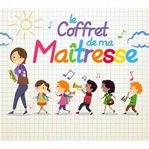 Coffret Cadeau Maitresse : le coffret de ma ma tresse enfant cd album achat prix fnac ~ Teatrodelosmanantiales.com Idées de Décoration