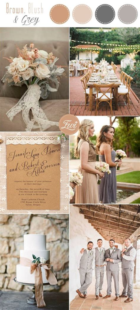 country wedding colors 10 stunning neutral flower bouquets inspired wedding color