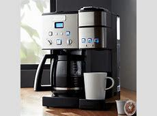 Cuisinart Combination KcupCarafe Coffee Maker + Reviews