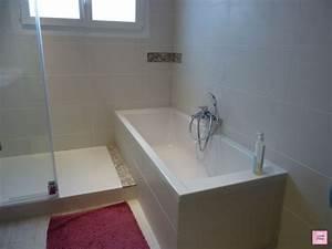 douche salle de bain montreal With douche et baignoire dans salle de bain