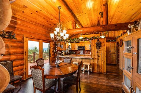 rustic style cozy cabin decor ideas for your home