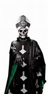 Papa Emeritus II PNG by DremoraValkynaz on DeviantArt