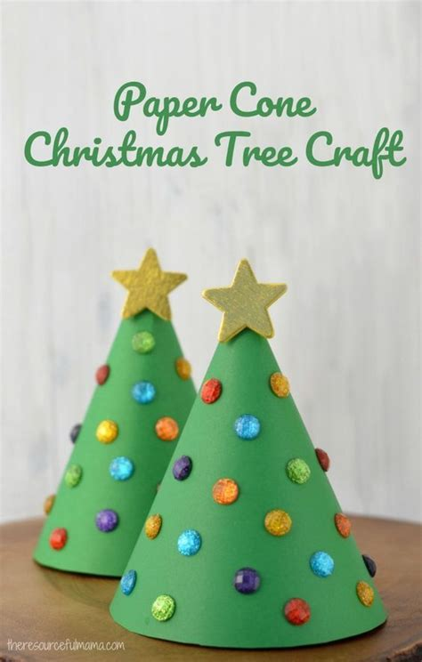 christmas tree tissue paper cone tree craft 25 unique nanny activities ideas on activities for babysitting and
