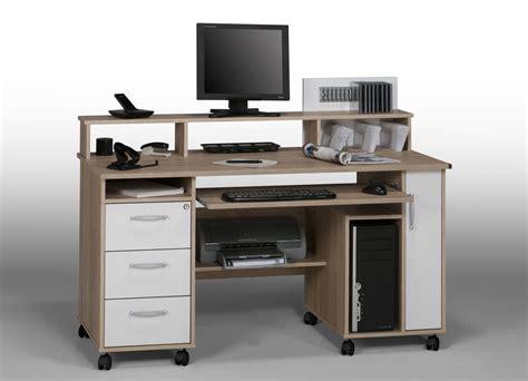 but bureau ordinateur bureau pour ordinateur et imprimante achat bureau