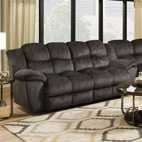 double seat reclining sofa franklin 461 46143 double reclining 2 seat sofa john v