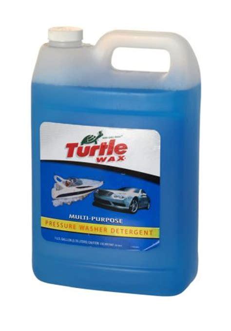 Turtle Wax Pressure Washer Detergent 378 Ltrs