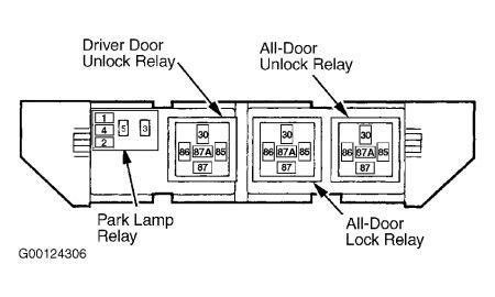 Relay Door Lock