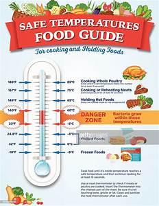 Food Safety Guide Infographic High