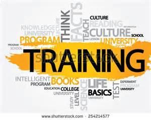 Training Word Cloud Business