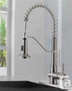 water ridge kitchen faucet new water ridge favos kitchen faucet montreal for sale