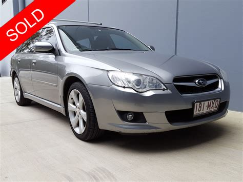 subaru liberty awd wagon silver  vehicle sales