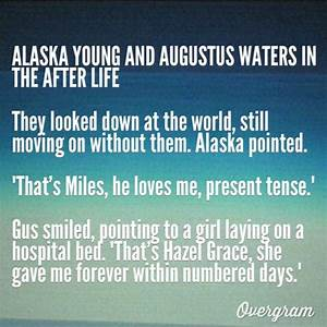 Quotes By Augustus Waters. QuotesGram