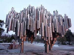 Sibelius Monument Photo Gallery ~ Helsinki Finland
