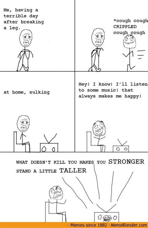 Broken Leg Meme - broken leg funny quotes quotesgram