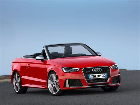 Rs3 Convertible by Audi Rs3 Convertible 2015 Modified By Psykomysik On