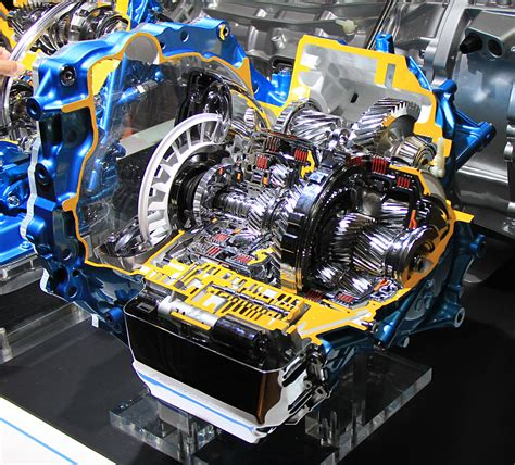aisin awff  speed transaxle picture courtesy  aisin