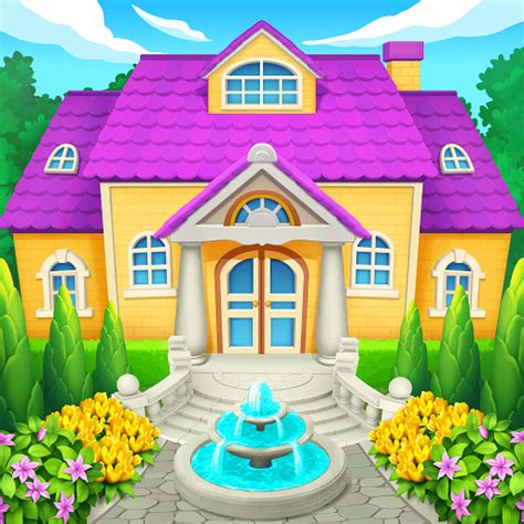 sweet home story  apk mod unlimited money