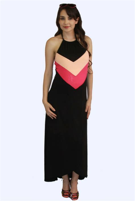 Dress Atasan Tank Top new maternity casual tank dress halter top maxi